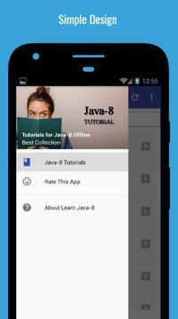 Tutorials for Java8 Offline poster