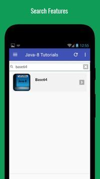 Tutorials for Java8 Offline screenshot 2