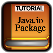 Tutorials for Java.io Package Offline icon