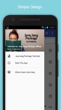 Tutorials for Java.lang Package Offline poster