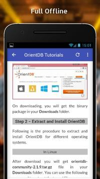 Tutorials for OrientDB Offline screenshot 4