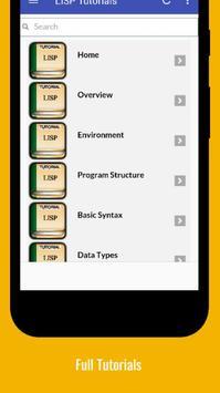 Tutorials for LISP Offline screenshot 1