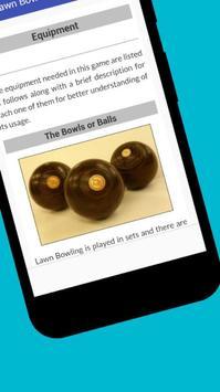 Tutorials for Lawn Bowling Offline screenshot 3