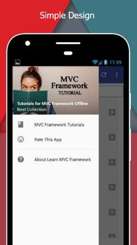Tutorials for MVC Framework Offline poster