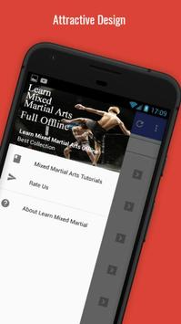 Learn Mixed Martial Arts poster