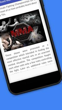 Learn Mixed Martial Arts screenshot 3