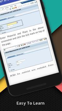Tutorials for SAP APO Offline screenshot 3