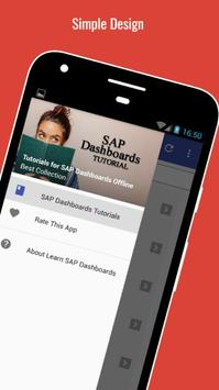 Tutorials for SAP Dashboards Offline poster