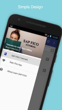 Tutorials for SAP FICO Offline poster