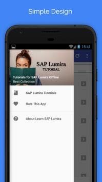 Tutorials for SAP Lumira Offline poster