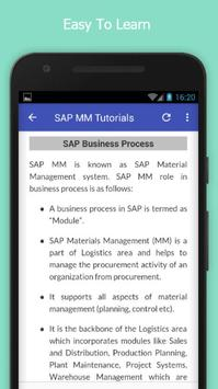 Tutorials for SAP MM Offline screenshot 3