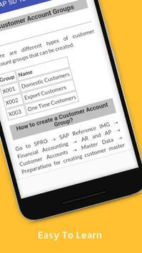 Tutorials for SAP SD Offline screenshot 3