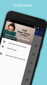 Tutorials for SAP Smart Forms Offline poster