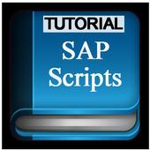 Tutorials for SAP Scripts Offline icon