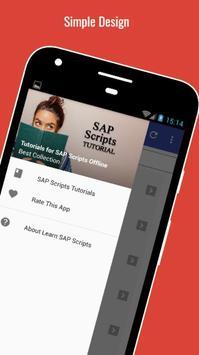 Tutorials for SAP Scripts Offline poster