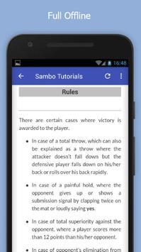 Tutorials for Sambo Offline screenshot 4