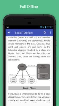 Tutorials for Scala Offline screenshot 4