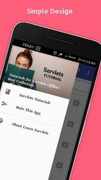 Tutorials for Servlets Offline poster