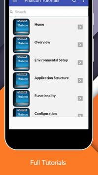 Tutorials for Phalcon Offline screenshot 1