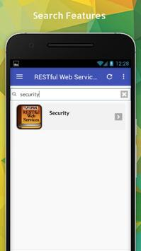 Tutorials for RESTful Web Services Offline screenshot 2