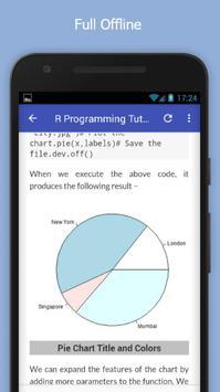 Tutorials for R Programming Offline screenshot 4