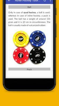 Tutorials for Roller Hockey Offline screenshot 5