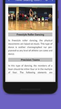 Tutorials for Roller Skating Offline screenshot 5