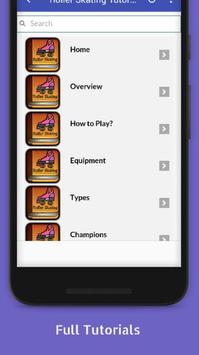 Tutorials for Roller Skating Offline screenshot 1