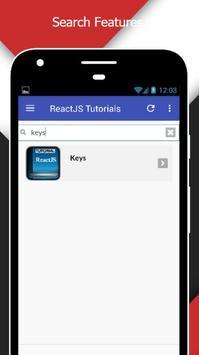 Tutorials for ReactJS Offline screenshot 2