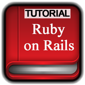 Tutorials for Ruby on Rails Offline icon