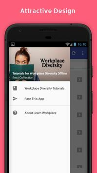 Tutorials for Workplace Diversity Offline poster
