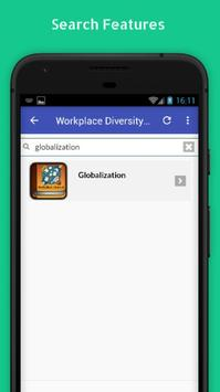 Tutorials for Workplace Diversity Offline apk screenshot
