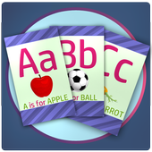 Learn ABC's - Flash Cards Game icon