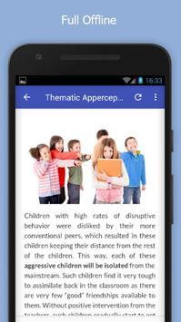 Tutorials for Thematic Apperception Test Offline apk screenshot
