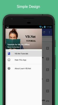Tutorials for VB.Net Offline poster