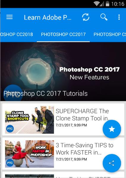 Adobe Photoshop CS6, CC 2017, CC 2018 Course for Android - APK Download
