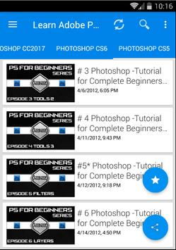 Adobe Photoshop CS6, CC 2017, CC 2018 Course screenshot 15