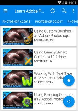 Adobe Photoshop CS6, CC 2017, CC 2018 Course screenshot 1