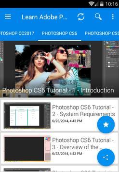 Adobe Photoshop CS6, CC 2017, CC 2018 Course screenshot 3