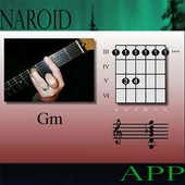 Learning Key Guitar icon