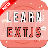 Learn Ext JS icon