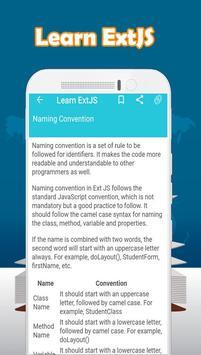 Learn Ext JS screenshot 1