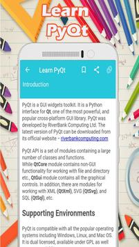 Learn PyQt for Android - APK Download