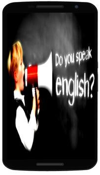 impara l inglese gratis poster