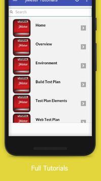 Tutorials for jMeter Offline screenshot 1