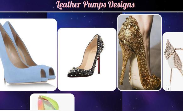 Leather Pumps Designs screenshot 3