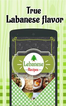 Lebanese food recipes arabic cook book for android apk download lebanese food recipes arabic cook book poster forumfinder Images