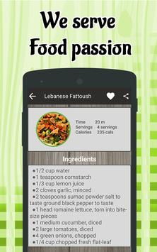 Lebanese food recipes arabic cook book for android apk download lebanese food recipes arabic cook book screenshot 23 forumfinder Images