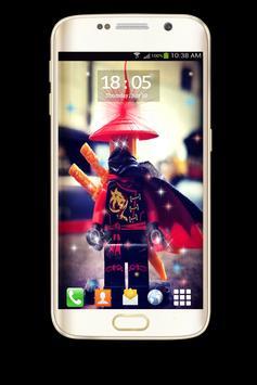 Live Wallpapers - Lego Ninja 8 apk screenshot