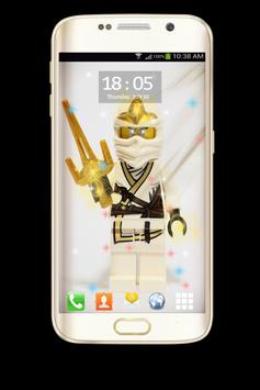 Live Wallpapers - Lego Ninja 9 apk screenshot